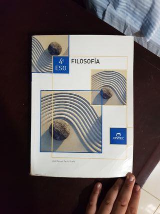 Libro Filosofía 4 ESO