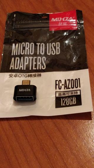 ADAPTADOR USB OTG