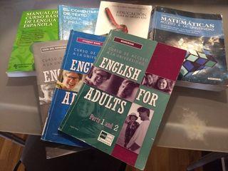 libros uned acceso a la universidad