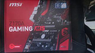 Placa Base MSI GAMING M5