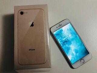 Iphone 8 Oro Rosa 256GB Libre