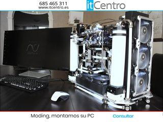 Montage, actualización, modernización PC