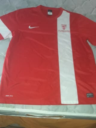 camiseta de entrenamiento del athletic