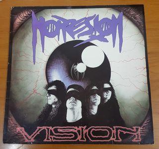 NOPRESION. LP DE VINILO TITULADO: VISION