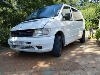 Mercedes Vito 110CDI - 2001. Ideal para Camper