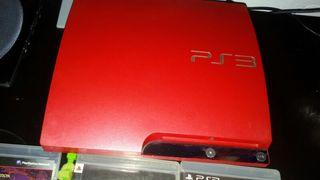 playstation 3+mando y juegos