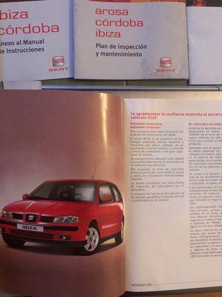 Manuales ibiza 2000
