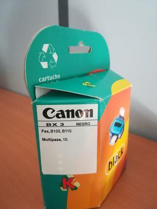 cartucho tinta negro Canon