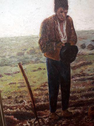L'Agelus de Millet, Copia
