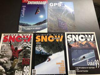 Catalogos de snowboard