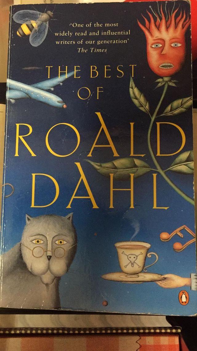 The best of Roald Dahl libro en inglés