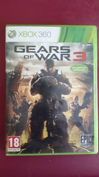 Gears of War 3 Xbox 360 / Xbox One