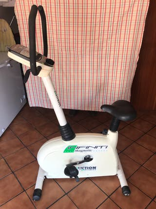 Bicicleta estática proaction bh fitness NEGOCIABLE
