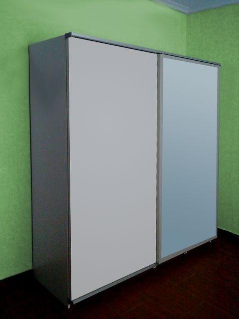 2 puertas correderas para armario pax de segunda mano por for Armario pax ikea puertas correderas