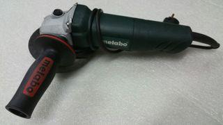 amoladora metabo 125mm