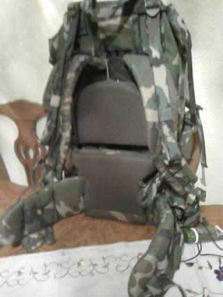 mochila militar nueva sin estrenar fue un regalo n