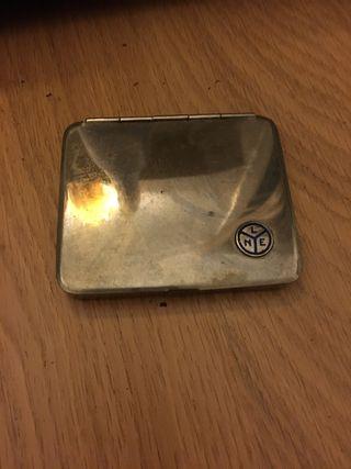 Caja metalica vintage