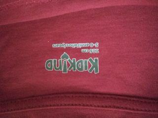 camiseta NUEVA prenatal. Talla 6-7