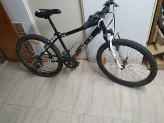 "bicicleta 22"" medida Junior"