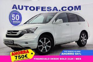 Honda CR-V 2.2 i-DTEC 150 Luxury 4WD Auto 5p