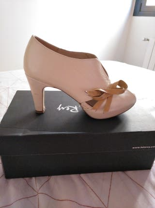 zapatos / botines novia