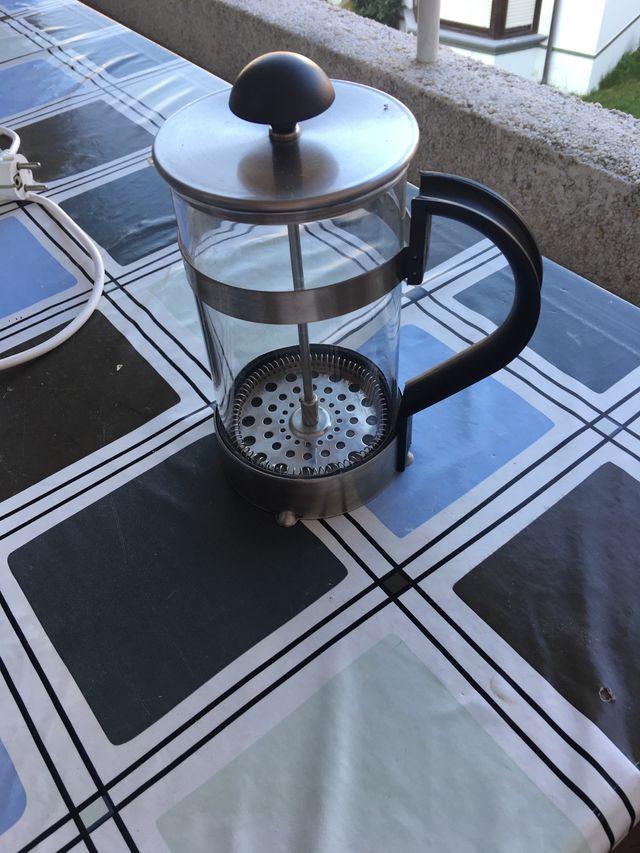Cafetera o tetera