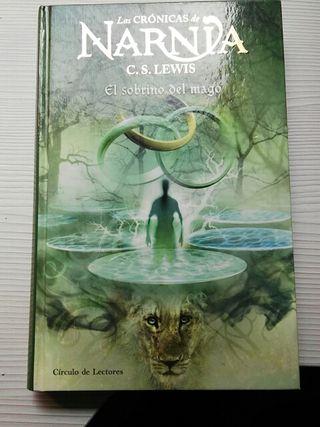 Las crónicas de Narnia ( El sobrino del mago)