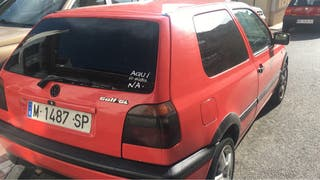 Volkswagen Golf mk3 automático