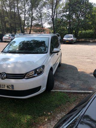 Volkswagen Touran 2014