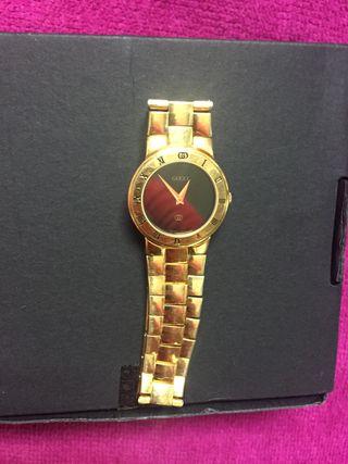 Reloj Gucci Oro 18k