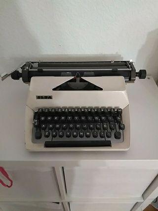 maquina de escribir años 80