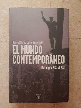 libro de historia el mundo contemporaneo