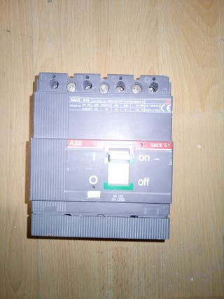 Circuito AAB SACE S1 125A 500v