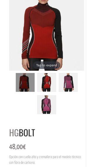 Camiseta térmica sportgh XS
