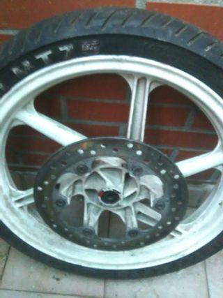 llanta Honda NS1en 17