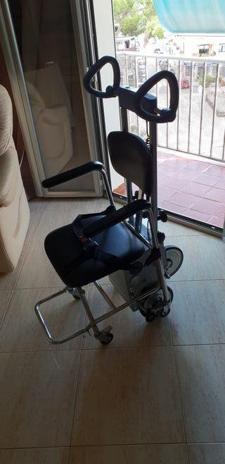 Sillas de ruedas sube escaleras de segunda mano en wallapop for Sillas ascensores para escaleras precios