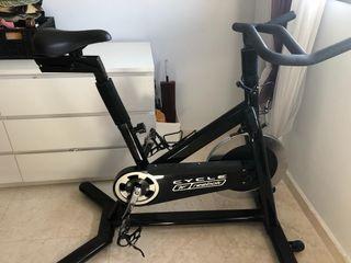 Bicicleta estática Reebok indoor profesional