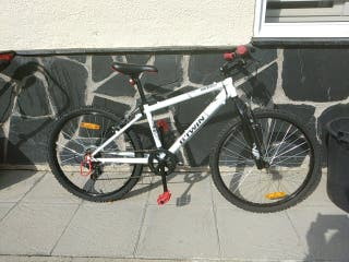 bicicleta rock ryder