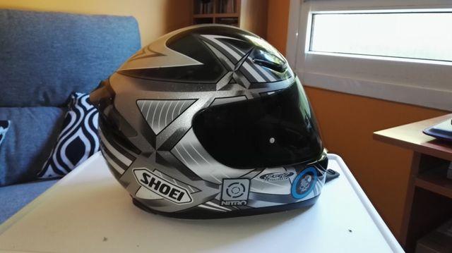 casco integral shoei