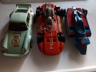 pack coches antiguos Scalextric