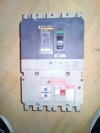 Circuito merlin gerin compact NS 160n