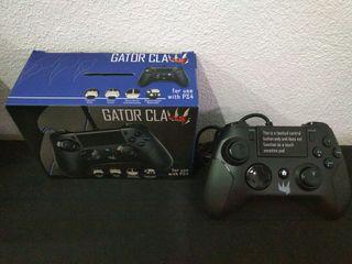 PS4 - Mando Compatible Con Cable Gatorclaw