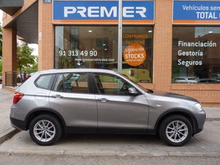 BMW X3 2014 XDRIVE