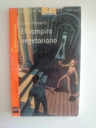 El vampiro vegetariano, Carlo Frabetti
