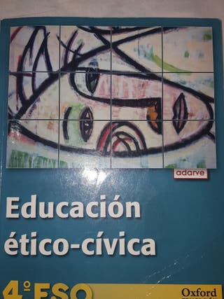 Educación ético-cívica 4 ESO Oxford