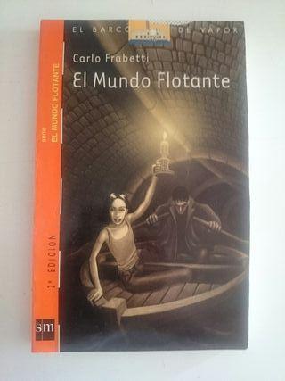 El Mundo Flotante, Carlo Frabetti