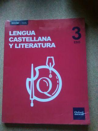 Libro 3° de ESO Lengua OXFORD