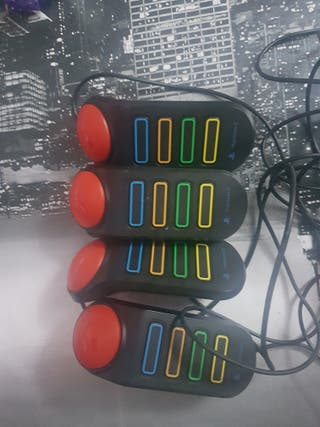 mandos buzz playstation 2