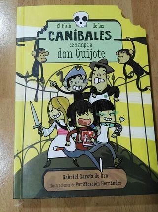 El club de los CANIVALES se zampa a don Quijote