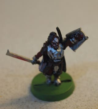 Lurz Warhammer Uruk-Hai Orco Señor de los Anillos